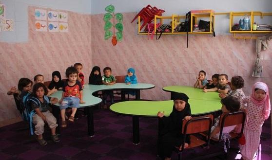 مهد کودک داعش