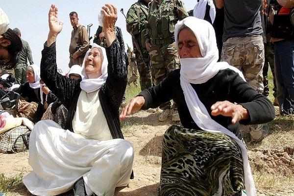 اعدام 39 نظامی و ربودن 20 شهروند عراقی