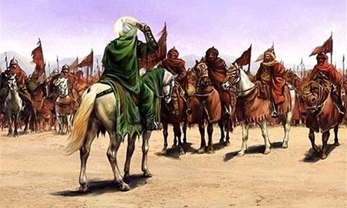 اصرار عمر سعد به سازش و انکار سیدالشهدا (ع)