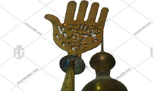 دستی که حسین (ع) برای یاری محبان خود بالا نگاه داشته است