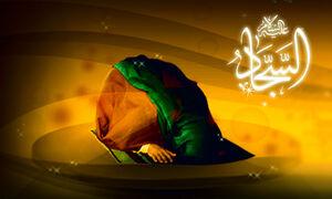 ذکر انساب امام سجاد (ع) مجلس یزید را برهم میریزد