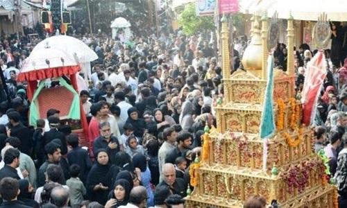 قدمت 150 ساله عزاداری برای اهل بیت (ع) در هندوستان