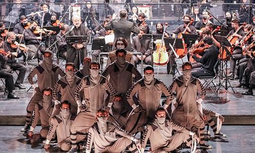 موسیقی ـ نمایش «علمدار»؛ ادای دین تئاتر به سقای دشت کربلا