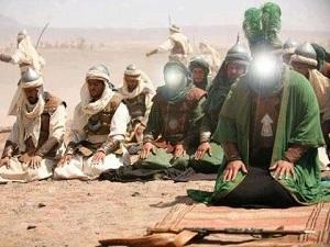 نمازهایی که لشکر عمر سعد به امام حسین اقتدا کرد