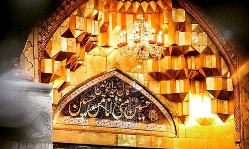 تبلیغ فرهنگ عاشورایی با استفاده از خوشنویسی ایرانی