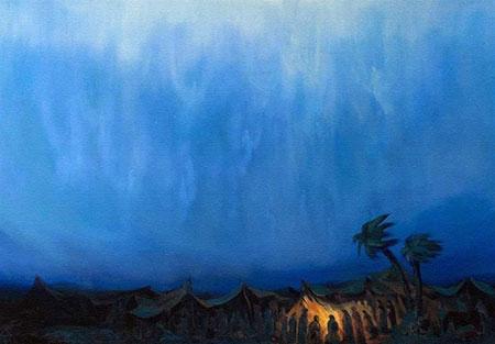 «زهیر بن سلیم ازدی»؛ مردی که در شب عاشورا به کاروان امام پیوست