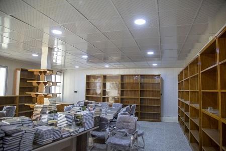 تجهیز کتابخانهها و مراکز علمی توسط آستان حضرت عباس(ع)