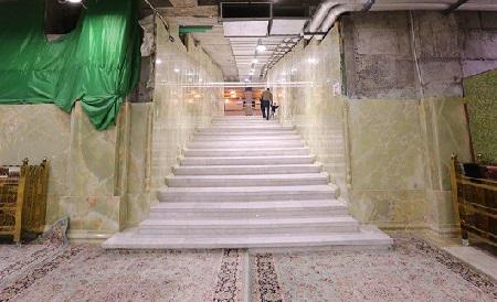 سردابهای حرم امام حسین (ع) به روی زائران گشوده میشود