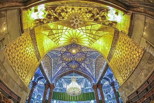 توصیه امام هادی (ع) به دعا زیر حائر حسینی