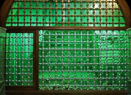 پیشرفت 70 درصدی ساخت پنجرههای سرداب مقدس امام زمان(عج)