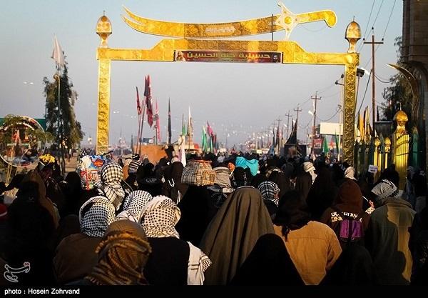 ثبت رسمی پنج هزار موکب حسینی در نجف اشرف
