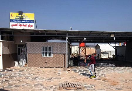 مرکز بهداشتی مرز شلمچه نوسازی میشود