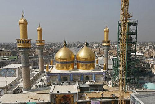 اتمام طرح کمنظیر مهندسی - معماری جهان اسلام در حرم امامین الجوادین (ع)