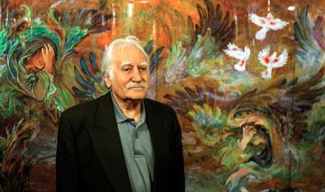 وزیر ارشاد: فرشچیان نماد ایران است