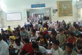 شیعیان راچبوری در تایلند صاحب حسینیه شدند