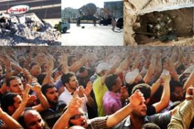 تظاهرات مردم لیبی در اعتراض به اقدامات وهابیت