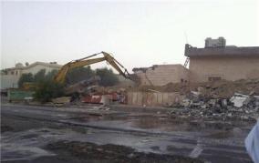 تخریب مسجد شیعیان در العوامیه