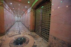 اتمام عملیات تعمیر و بازسازی سرداب حرم حضرت ابوالفضل علیه السلام   عکس