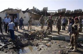 افزایش شمار قربانیان حملات تروریستی عراق
