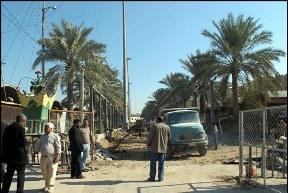 افتتاح خیابان جدید بین الحرمین تا اربعین