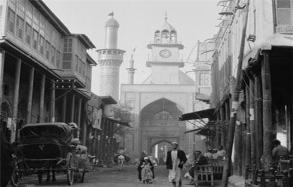 تصاویر کربلای معلی در 100 سال پیش