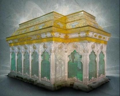 ویژگیهای ضریح جدید امام حسین (علیه السلام)
