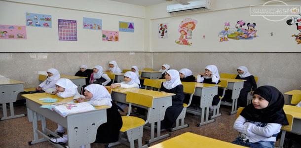 مدرسه حضرت رقیه سلام الله علیها (ویژه یتیمان) الگوی تمام عیار تعلیم و تربیت است