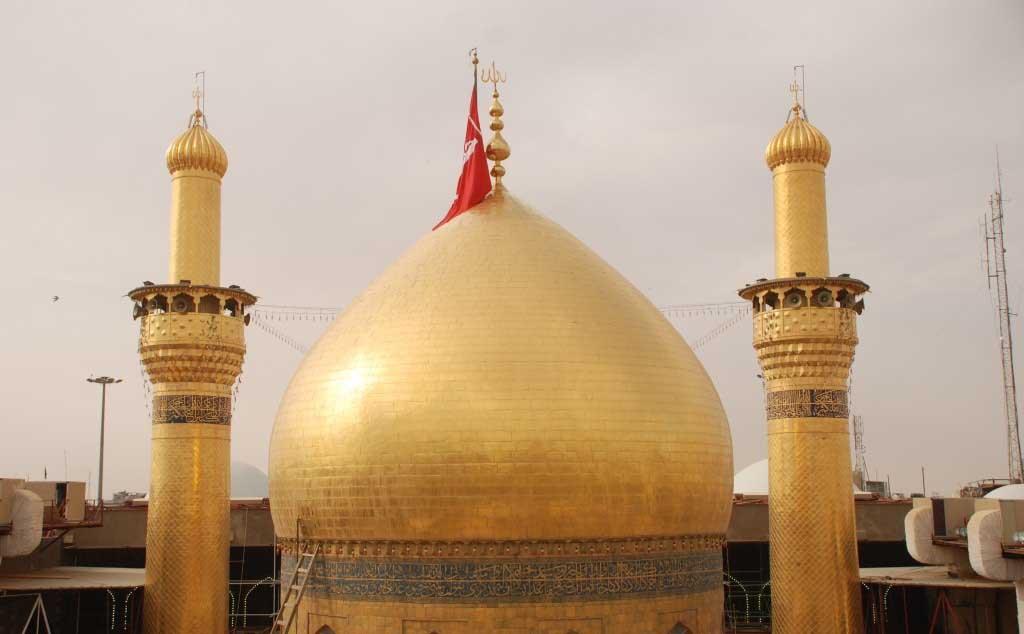خبرهایی در مورد پروژه ترفیع گنبد حرم امام حسین(علیه السلام)