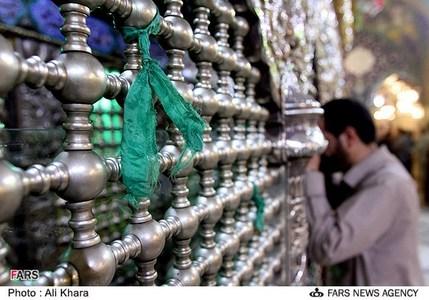 گزارش تصویری: برگزاری جشن میلاد حضرت رقیه (سلام الله علیها) در حرم ایشان