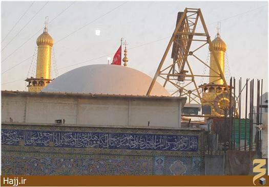 گزارش تصویری از مراحل طرح توسعه حرمین امام حسین و حضرت عباس (علیهما السلام)