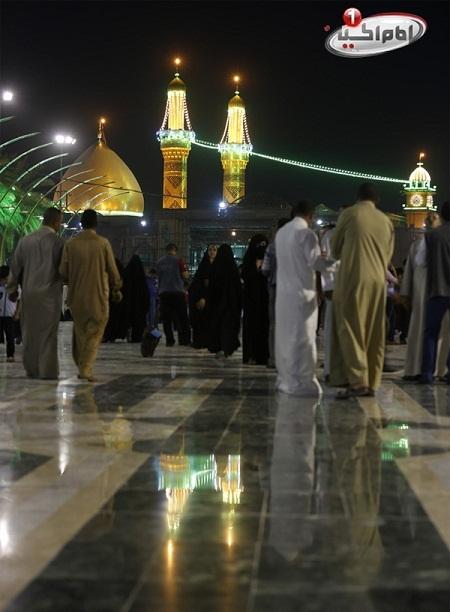 ناب ترین تصاویر خیابان بهشتی بین الحرمین