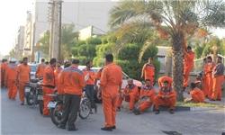 2 هزار کارگر شهرداری تهران در کربلا