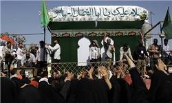 مراحل پایانی ساخت ضریح حضرت عباس علیهالسلام