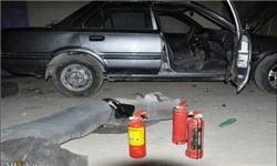دستگیری مسئول ساخت بمب در کربلا