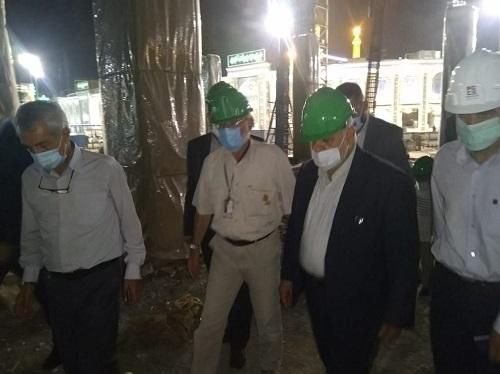 احتمال توافق با کشور عراق برای تکمیل بازسازی عتبات در ایام کرونا