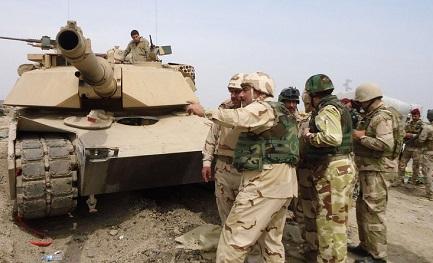کنترل ارتش عراق بر پالایشگاه بیجی