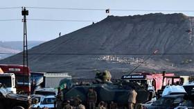 جنگ تن به تن و زد و خورد خیابانی کردها و داعش در کوبانی