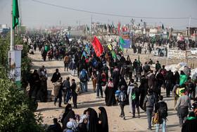 پیادهروی اربعین مجمع آزادمردان جهان است