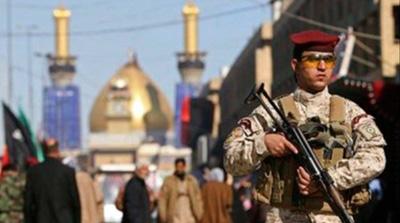 کنترل کربلا در سیطره نیروهای امنیتی / تمام روزنهها به روی تروریستها بسته شد
