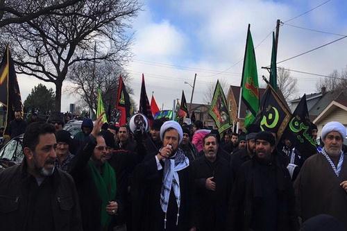 راهپیمایی روز اربعین آمریکا، از سوی داعشیها بود یا شیعیان؟!