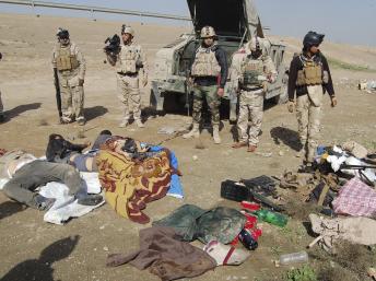 مسئول شاخه نظامی داعش در موصل کشته شد