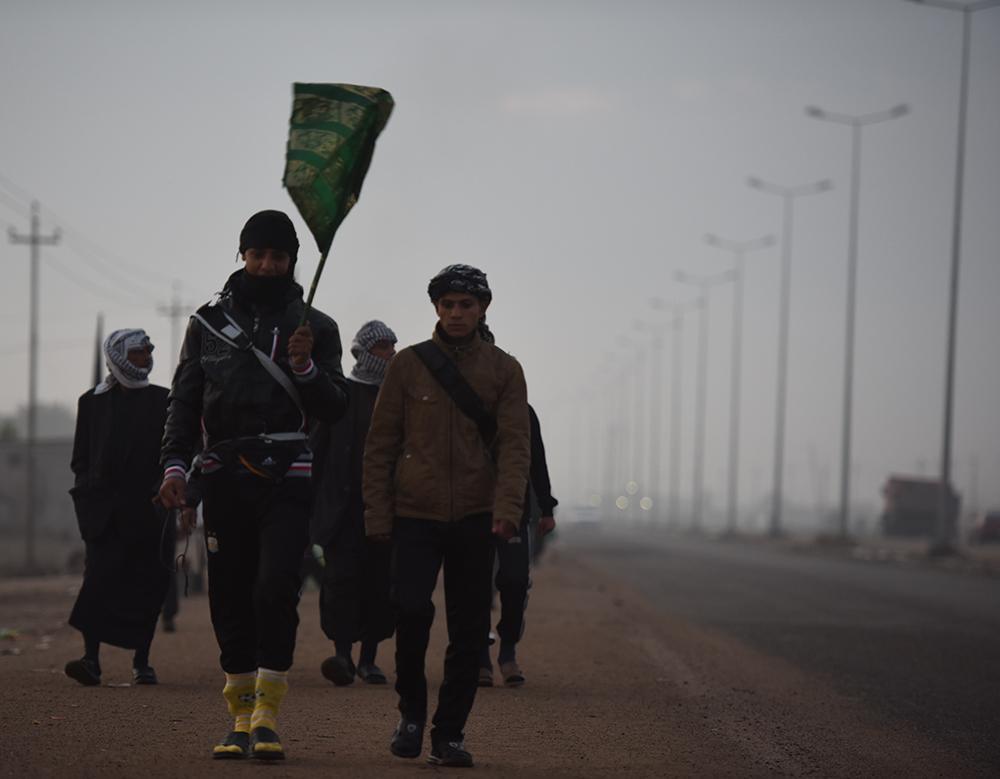 ورود بیش از 950 هزار زائر ایرانی به عراق