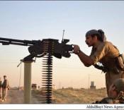 پیشروی نیروهای داعش تا نزدیکی شهر کوبانی کردستان عراق