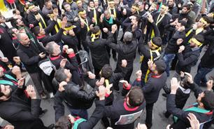 استانبول صحنۀ عزاداری اهل تسنن برای اباعبدالله