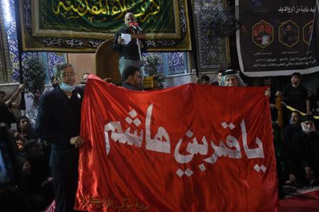 راهپیمایی سنتی مردم کربلا در سالروز شهادت امام صادق / عکس