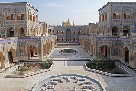 صحن حضرت زهرا (س) زمستان امسال به بهرهبرداری میرسد