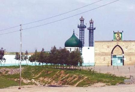 مقام امام رضا (ع)؛ زیارتگاه شیعیان بصره