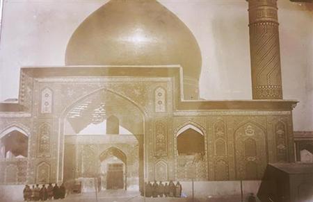 نقش تاریخی ایرانیان در بازسازی عتبات عالیات
