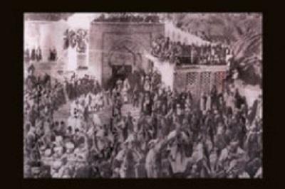 منابع مکتوب از سنج، دمام و علمداری در عاشورای بوشهر چه میگویند؟/ از «صبحدم» و «نونپوشون» تا نذریهای زنانه بوشهریها