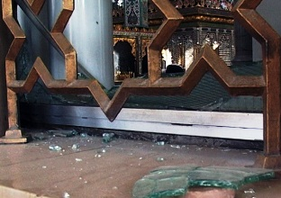 حمله تروریستی به حرم حضرت زینب سلام الله علیها